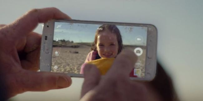 Samsung Galaxy S5 Werbung