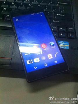 Sony Xperia Z3 Leak 01