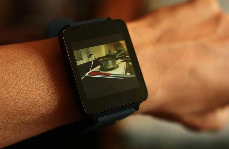Wear Camera Remote Android Wear Header