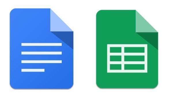 google docs sheets