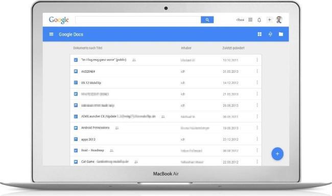 google material design docs