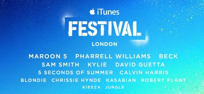iTunes Festival in London