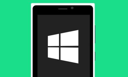 Windows Phone Header