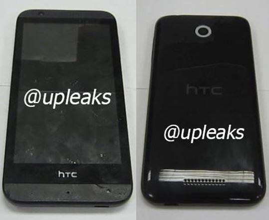 HTC A11 Fotos