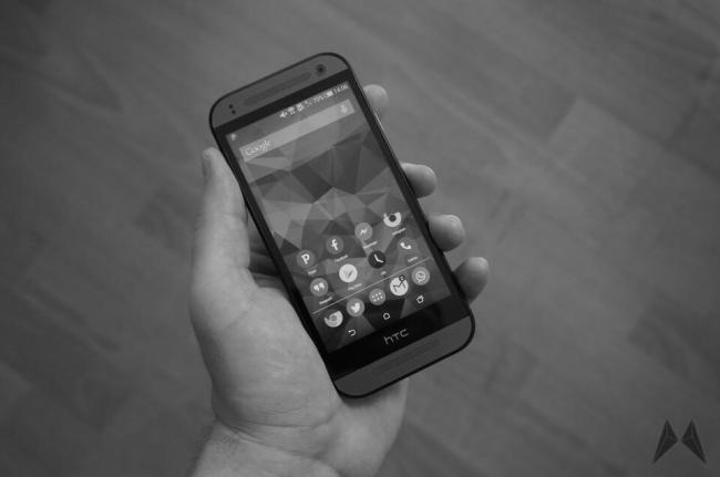 HTC One mini 2 Display an