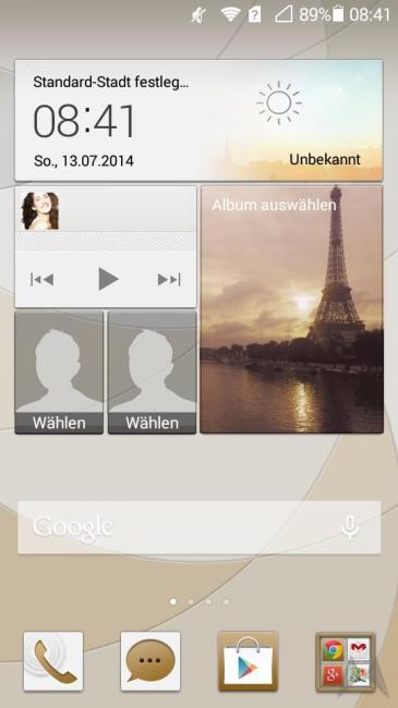 Huawei Ascend G6 Screens (1)