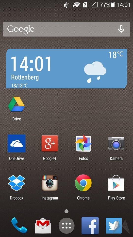 Huawei Ascend G6 Screens (16)