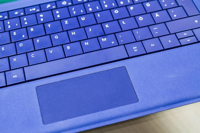 Microsoft Surface 3 Pro - Touchpad