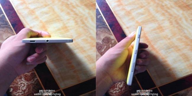Lumia 830 Leak Two