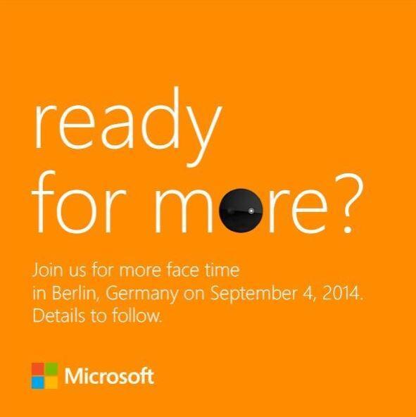 Microsoft IFA Einladung