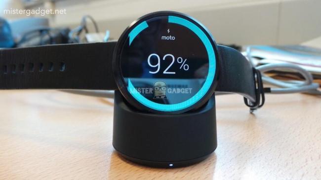 Motorola Moto 360 Ladestation