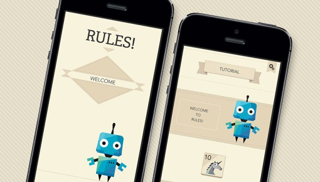 Rules Header Robot