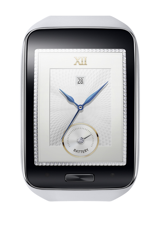 Samsung Gear S_Pure White_1_960