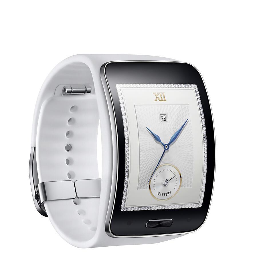 Samsung Gear S_Pure White_3_960