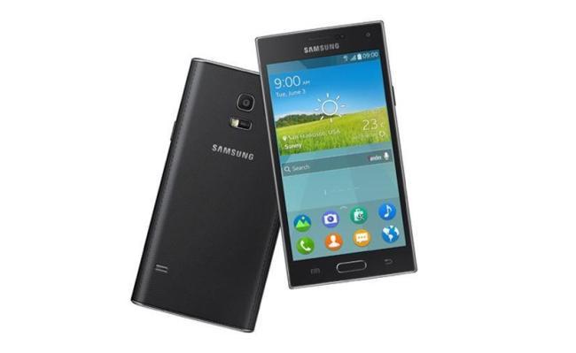 Samsung Z Tizen Header