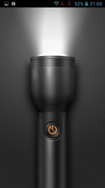 g610 taschenlampe app