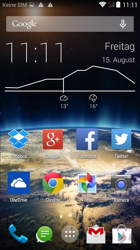 Vodafone Smart 4 Power Screen (11) 11