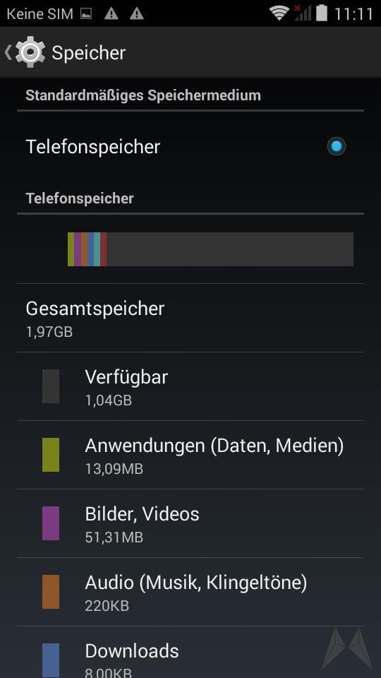 Vodafone Smart 4 Power Screen (14) 14