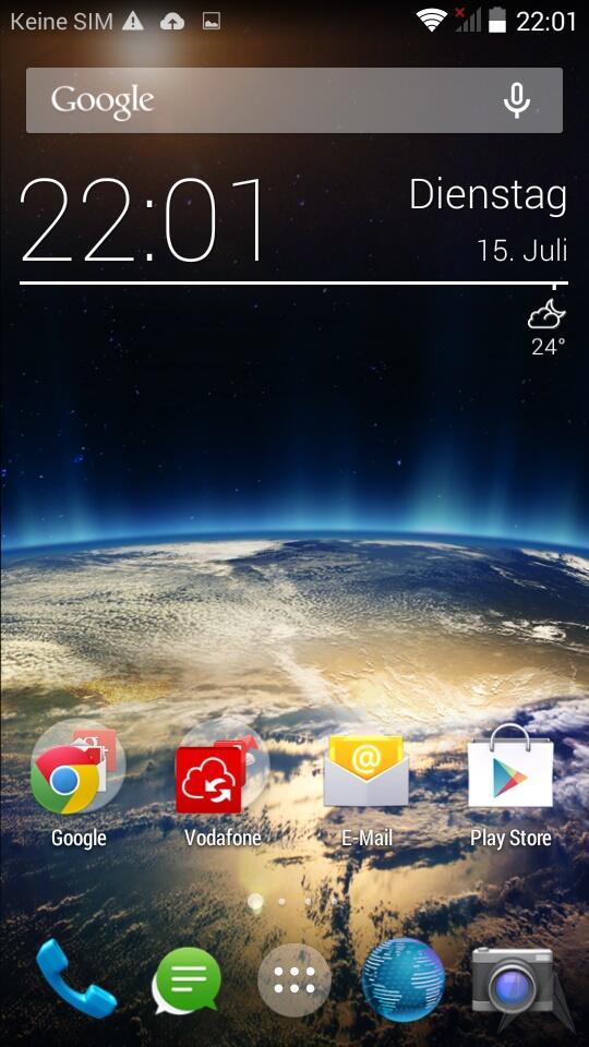 Vodafone Smart 4 Power Screen (4) 4
