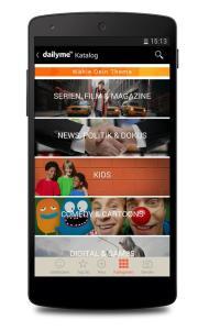 dailymeTV_Neuer Katalog_Android-phone_kategorien