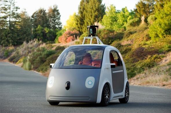 google selbstfahrendes auto