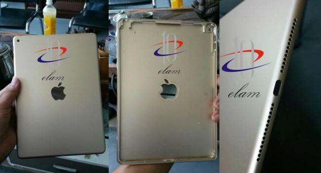 iPad Air 2 Leak Fotos