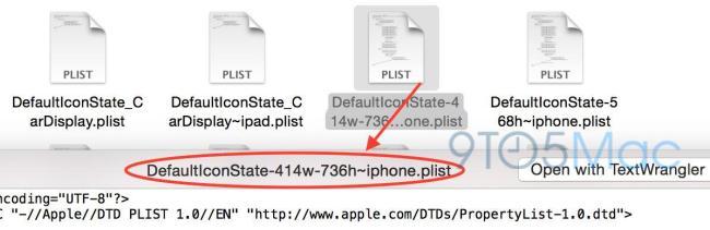 iPhone Display Auflösung