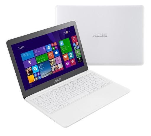 ASUS EeeBook X205-white