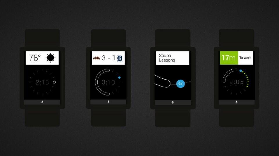 Android Wear Entwicklung Mitte