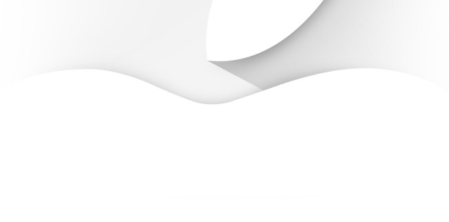 Apple Event Header