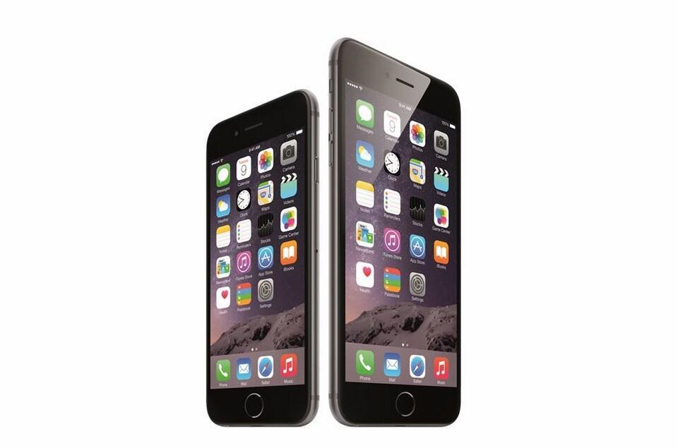 iPhone 6 und iPhone 6 Plus: Verkaufszahlen stellen neuen Rekord auf