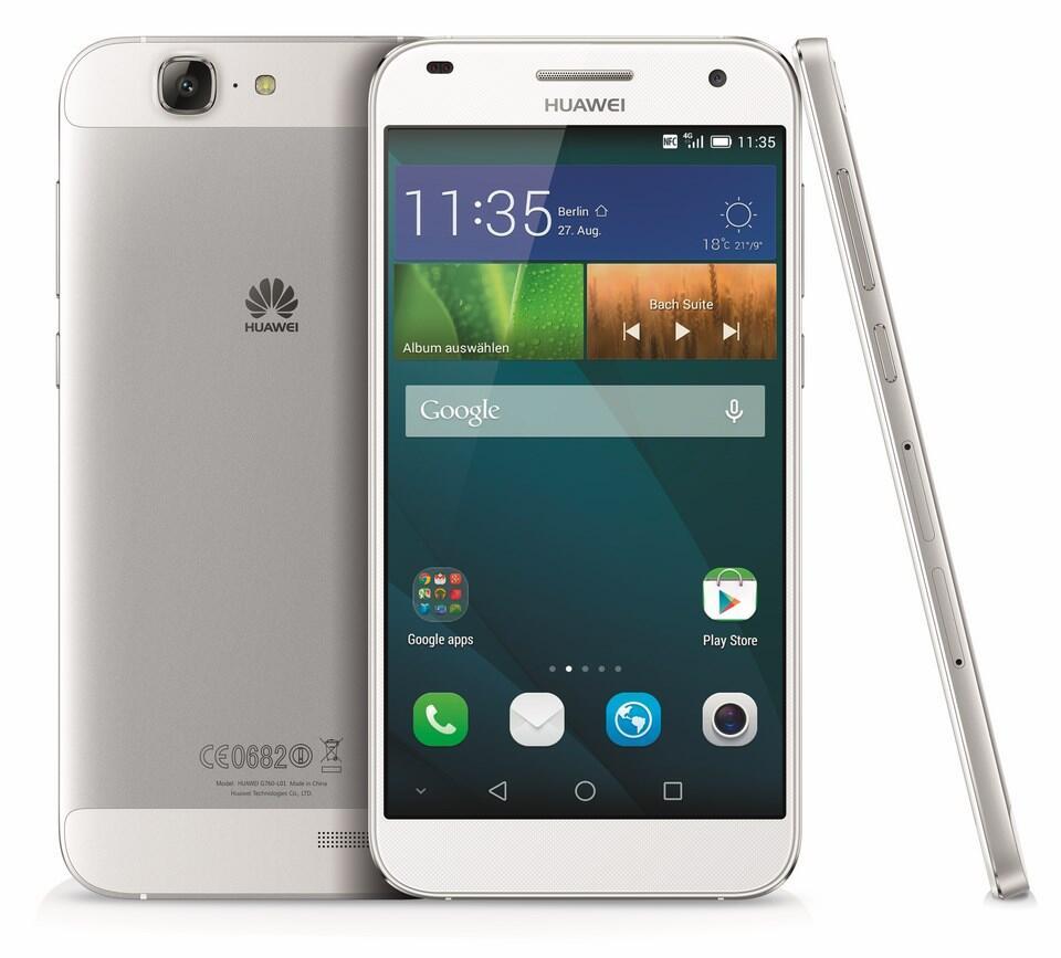Huawei Ascend G7 Gerät