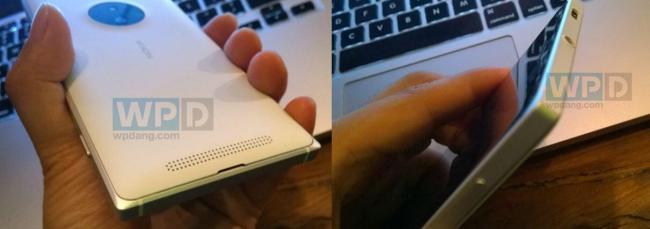 Lumia 830 Leak Unten
