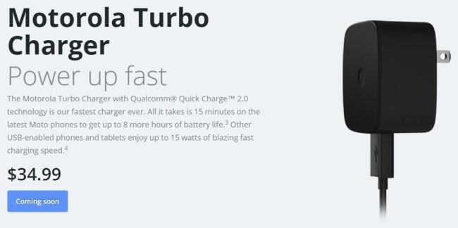 Motorola Turbo-Charger