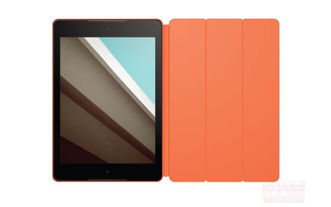 Nexus 9 Cover Mockup Header