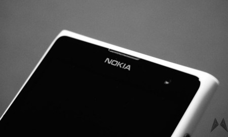 Nokia Windows Phone Logo Header