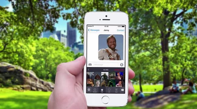 PopKey iOS 8