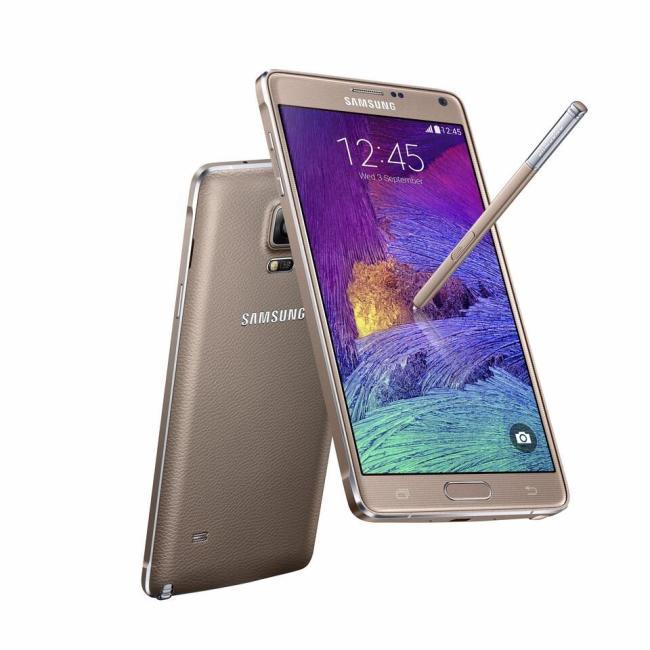 Samsung Galaxy Note 4 Bronze