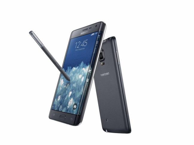 Samsung Galaxy Note Edge Schwarz