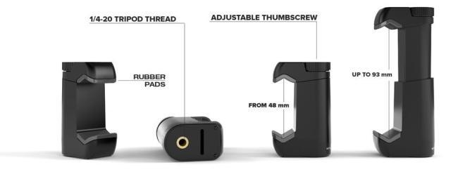 Shoulderpod_S1_adjustable_smartphone_rig_tripod_mount