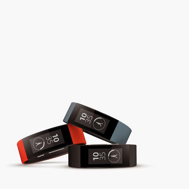 Sony SmartBand Talk Farben (2)
