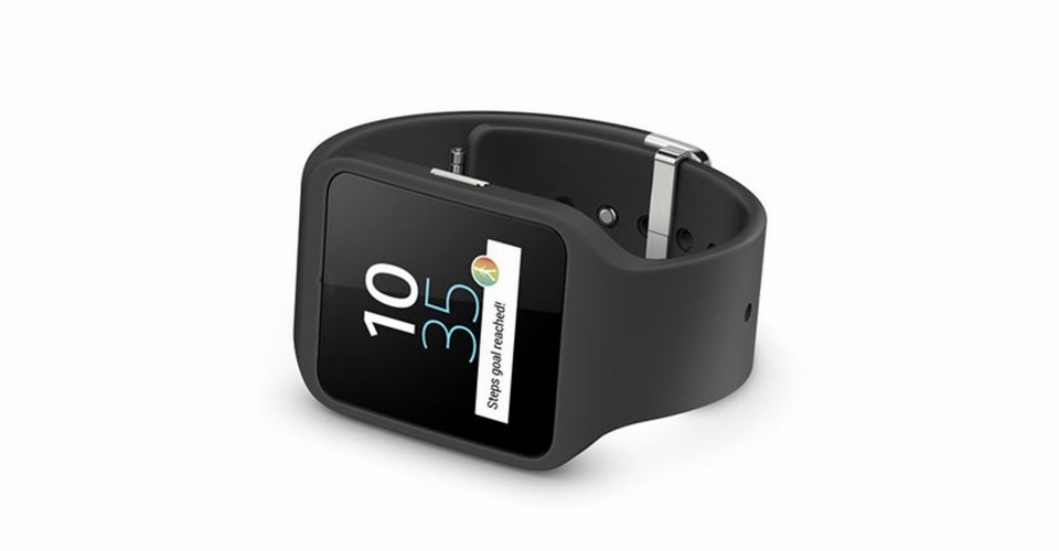 Sony SmartWatch 3 Header