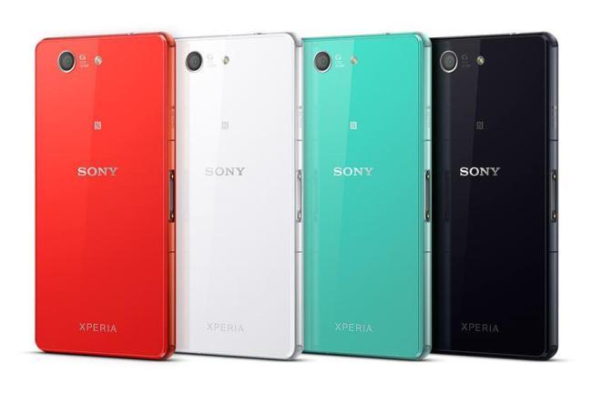 Sony Xperia Z3 Compact Farben