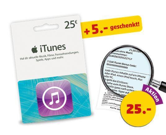 iTunes Penny Beitrag