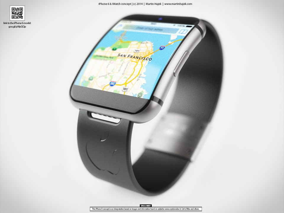 Apple Smartwatch: Kommentar von Jony Ive und ein neues Konzept