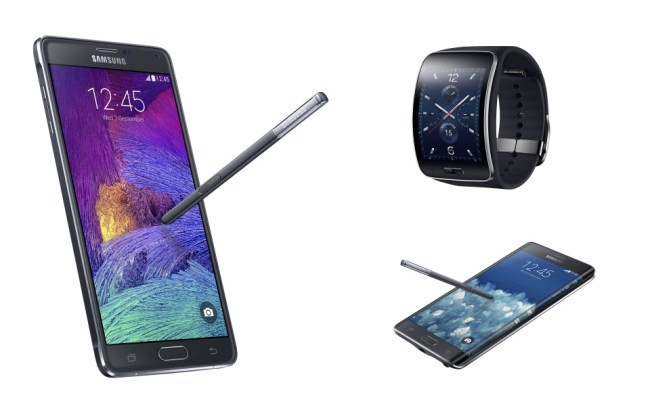 samsung galaxy note 4 edge gear s
