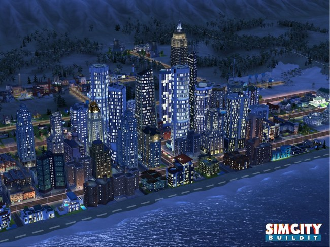 simcity buildit nacht