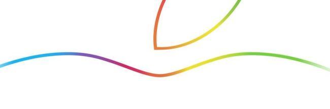Apple iPad Event Header