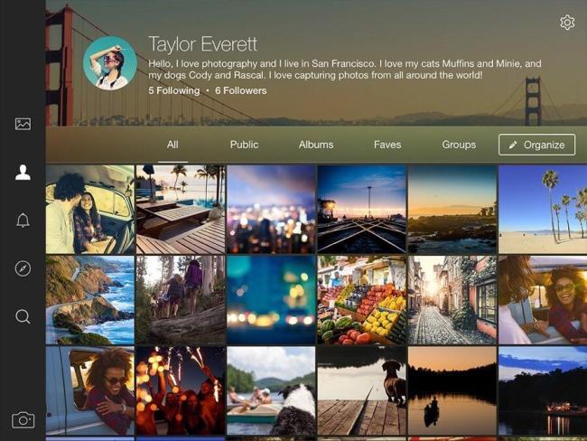 Flickr iPad 02