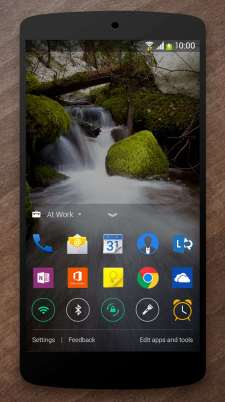 Next Lock Screen Screens (3)